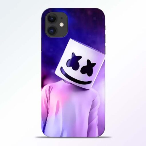 Marshmello iPhone 11 Mobile Cover - CoversGap