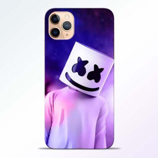 Marshmello iPhone 11 Pro Mobile Cover - CoversGap
