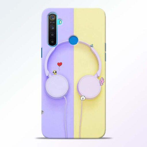 Music Lover Realme 5 Mobile Cover