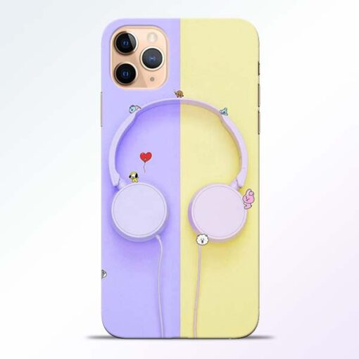 Music Lover iPhone 11 Pro Mobile Cover - CoversGap