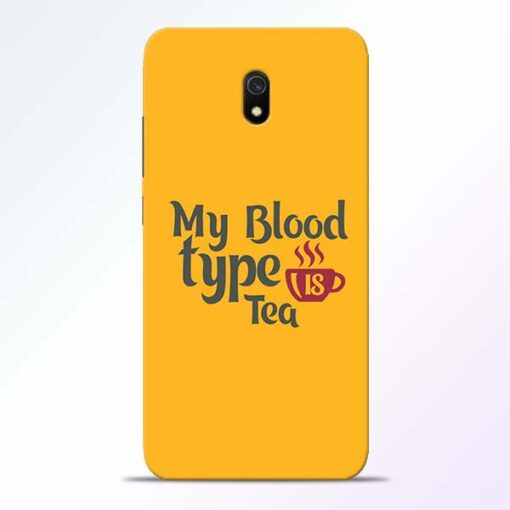 My Blood Tea Redmi 8A Mobile Cover