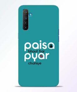 Paisa Bahut Realme XT Mobile Cover