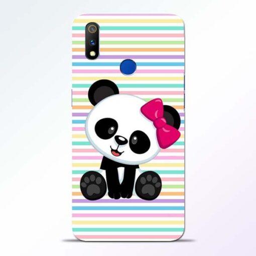 Panda Girl Realme 3 Pro Mobile Cover