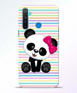 Panda Girl Realme 5 Mobile Cover