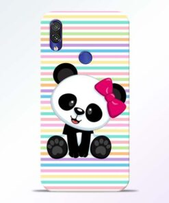 Panda Girl Redmi Note 7 Pro Mobile Cover - CoversGap