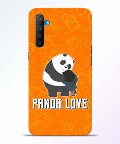 Panda Love Realme XT Mobile Cover