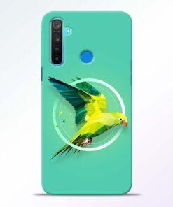 Parrot Art Realme 5 Mobile Cover