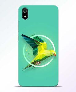 Parrot Art Redmi 7A Mobile Cover - CoversGap