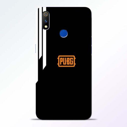 Pubg Lover Realme 3 Pro Mobile Cover