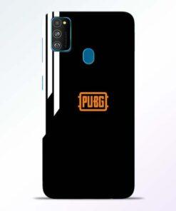 Pubg Lover Samsung Galaxy M30s Mobile Cover
