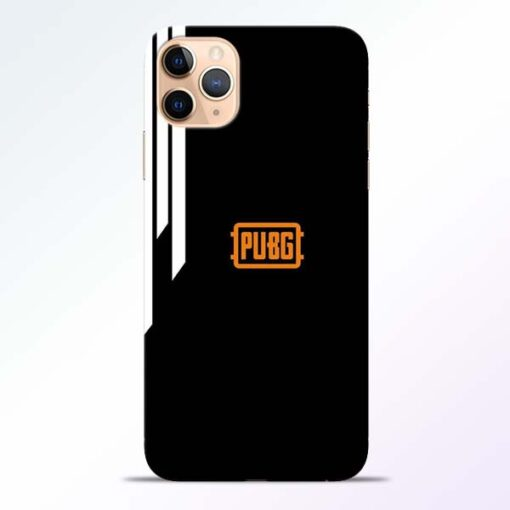 Pubg Lover iPhone 11 Pro Mobile Cover - CoversGap