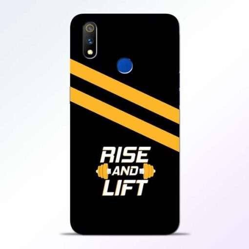 Rise and Lift Realme 3 Pro Mobile Cover