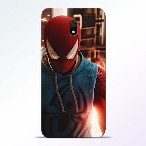 SpiderMan Eye Redmi 8A Mobile Cover