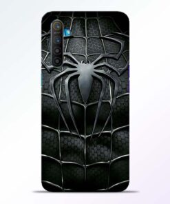 Spiderman Web RealMe XT Mobile Cover