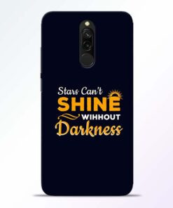 Stars Shine Redmi 8 Mobile Cover