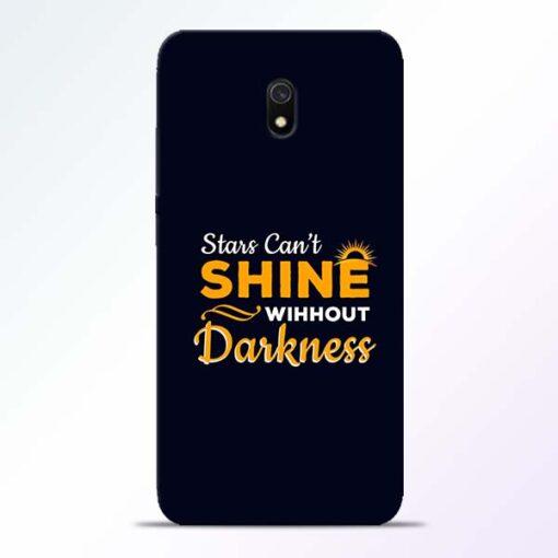 Stars Shine Redmi 8A Mobile Cover