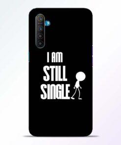 Still Single Realme XT Mobile Cover