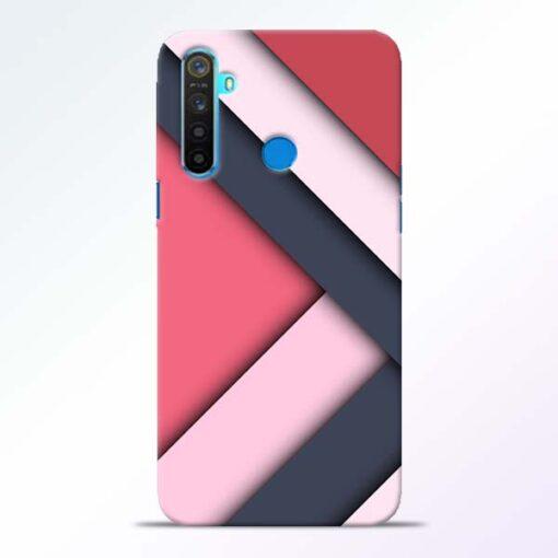 Texture Design Realme 5 Mobile Cover