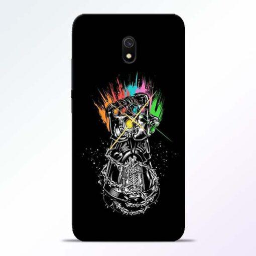 Thanos Hand Redmi 8A Mobile Cover
