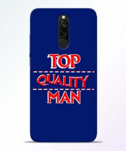 Top Redmi 8 Mobile Cover