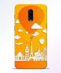 Traveller Oneplus 6T Mobile Cover