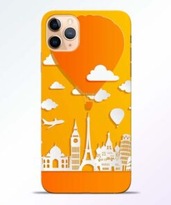 Traveller iPhone 11 Pro Mobile Cover - CoversGap