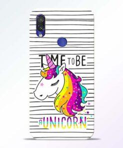 Unicorn Horse Redmi Note 7 Pro Mobile Cover - CoversGap