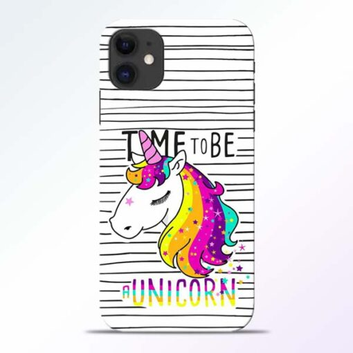 Unicorn Horse iPhone 11 Mobile Cover - CoversGap