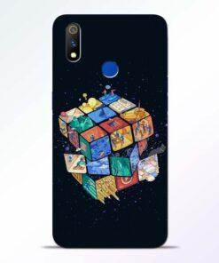 Wolrd Dice Realme 3 Pro Mobile Cover