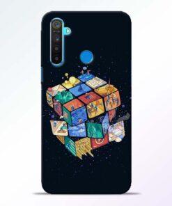 Wolrd Dice Realme 5 Mobile Cover