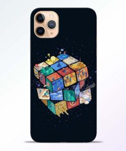 Wolrd Dice iPhone 11 Pro Mobile Cover - CoversGap