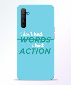 Words Action Realme XT Mobile Cover