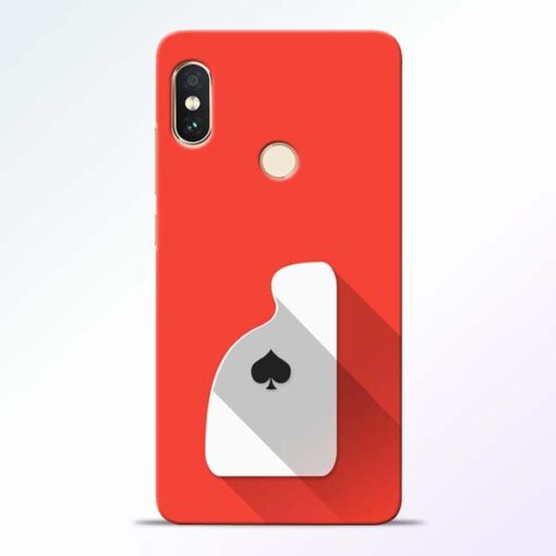 Ace Card Redmi Note 5 Pro Mobile Cover