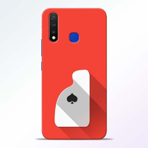 Ace Card Vivo U20 Mobile Cover