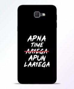 Apna Time Apun Samsung Galaxy J7 Prime Mobile Cover