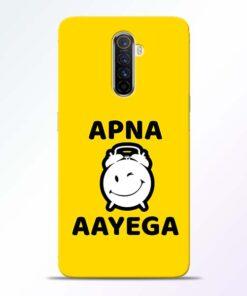 Apna Time Ayega Realme X2 Pro Mobile Cover
