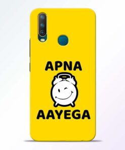 Apna Time Ayega Vivo U10 Mobile Cover