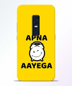 Apna Time Ayega Vivo V17 Pro Mobile Cover