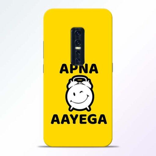 Apna Time Ayega Vivo V17 Pro Mobile Cover