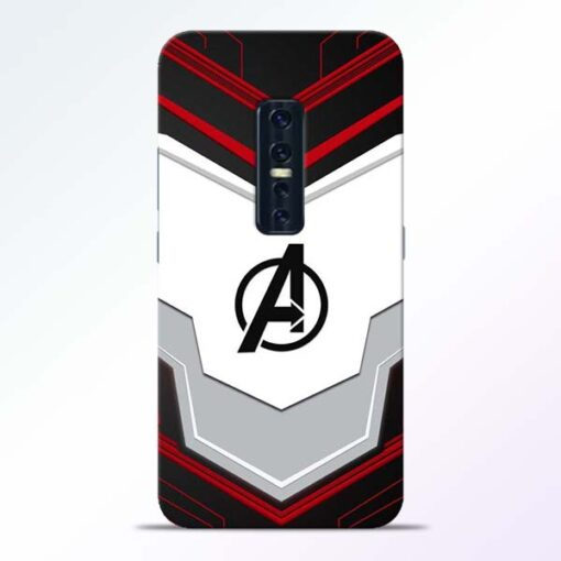 Avenger Endgame Vivo V17 Pro Mobile Cover