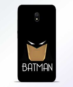Batman Face Redmi 8A Mobile Cover