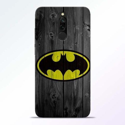 Batman Love Redmi 8 Mobile Cover