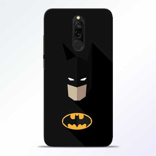 Batman Redmi 8 Mobile Cover