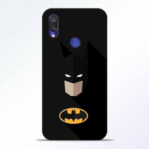 Batman Redmi Note 7 Pro Mobile Cover