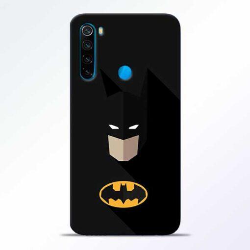 Batman Redmi Note 8 Mobile Cover