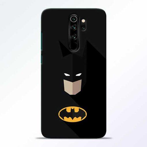 Batman Redmi Note 8 Pro Mobile Cover