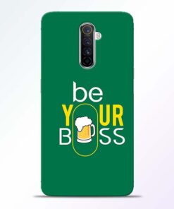 Be Your Boss Realme X2 Pro Mobile Cover