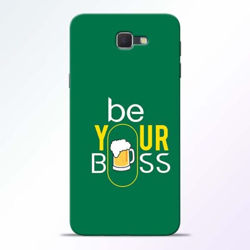 Be Your Boss Samsung Galaxy J7 Prime Mobile Cover