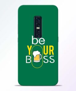Be Your Boss Vivo V17 Pro Mobile Cover