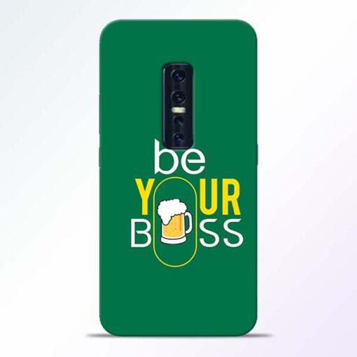 Be Your Boss Vivo V17 Pro Mobile Cover